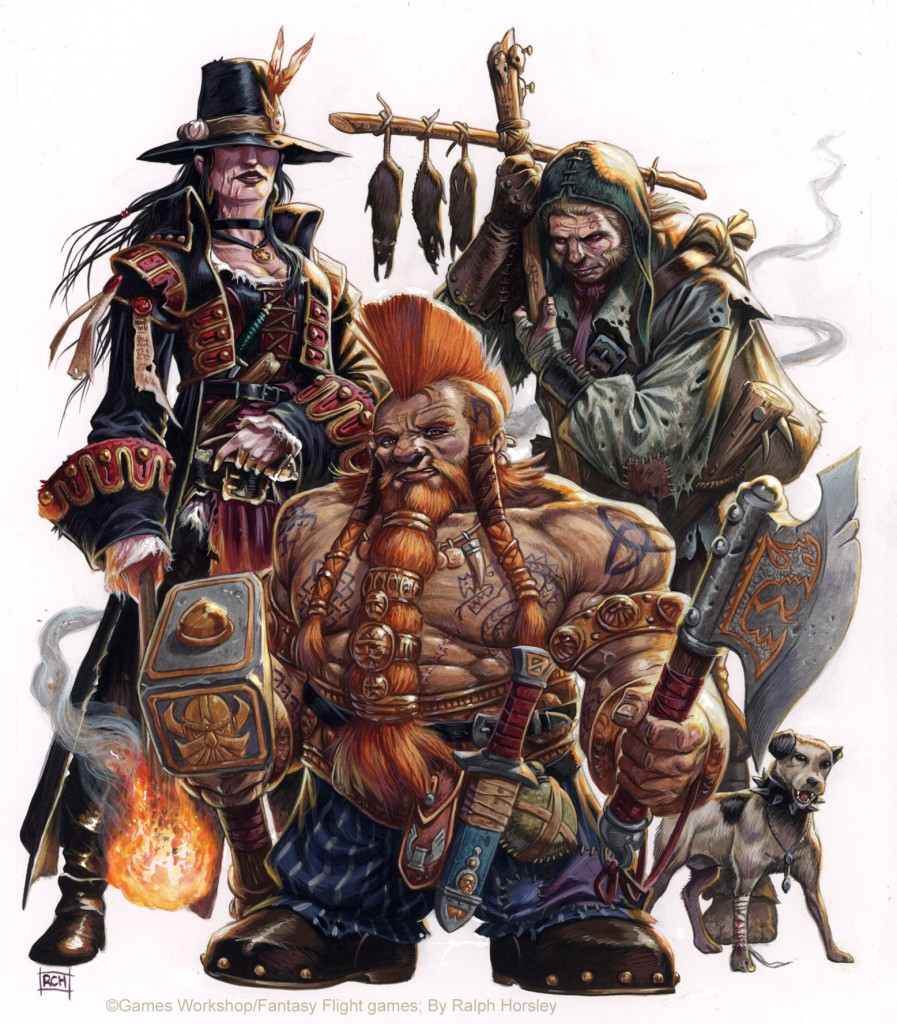 Warhammer Quest Warriors