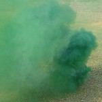 Green smoke illustrating the Foul Stench Warhammer Quest Dungeon Event