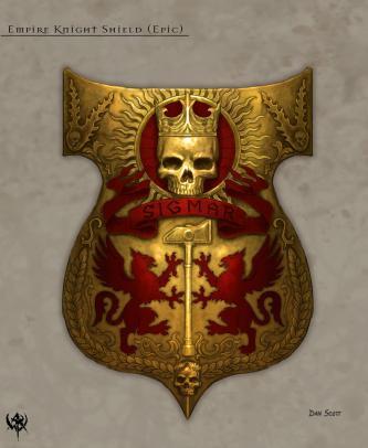 New Warrior: Empire Knight Templar