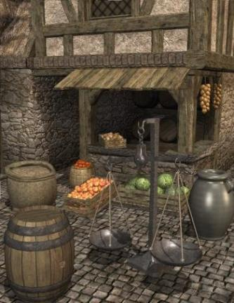Special Location - The General Store